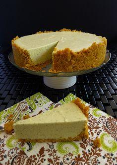 Lemon Myrtle Cheesecake | www.bellyrumbles.com