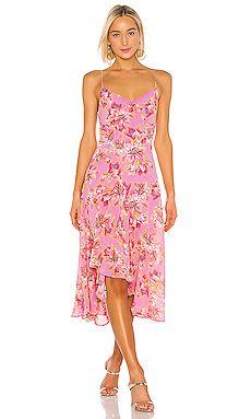 Astr The Label Janine Dress In Lavender Pink Floral Revolve Lace Dress Design Fashion Clothes Women Dresses W.dressroom dress & living clear perfume №53 mediterranean breeze 150 мл. pinterest