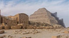 Step Pyramid, Valley City, Pet Cemetery, Miniature Dogs, Red Sea, Giza, Luxor, Cairo, Ancient Egypt