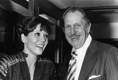 Vincent Price & Diana Rigg