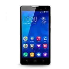 "Huawei Honor 3C H30-U10 5.0"" Android 4.2 Smart Phone(Dual SIM,Dual Camera,3G,MTK6582,1.3Ghz,Quad Core,2GB RAM,8GB ROM)"