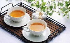 Drinking Tea helps to improve brain power and health