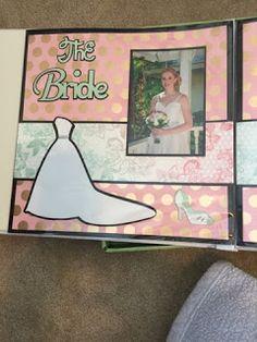 stampncricut: Wedding Album - page 2