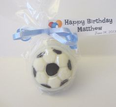 12 Chocolate Covered Soccer Oreo Cookies. Perfect for birthday party favors. b42b72e01bf63
