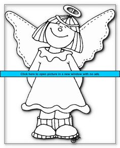 Printable - Nativity Coloring Pages