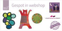 Gespot in de webshop! Vloerkledenwinkel