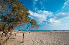 Elafonissi, Crete island
