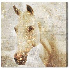 Canyon Gallery 'Vintage Equestrian' Canvas Art