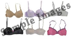 Wholesale Kid/'s Underwear Assorted Panties For Girls Mixed Styles 60pc Bundle