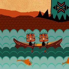 שני אינדיאנים - מתוך אלבום ילדים חדש cover art