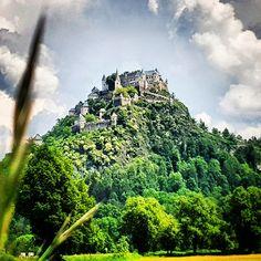 Fortification, Beautiful World, Castle, River, Architecture, Outdoor, Instagram, Joy, Austria