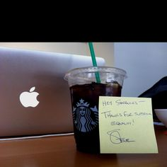 I'm supporting Starbucks and @waunited !!