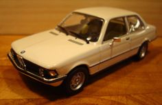 BMW 318 1975 Minichamps Bmw 318, Diecast, Scale, Vehicles, Model, Collection, Weighing Scale, Scale Model