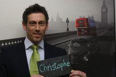 Christophe- One of our Directors #staff #ImpactTeachers #teaching #teachers #education #team #London