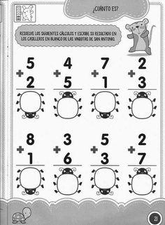 3 Digit Subtraction Without Regrouping Worksheets Grade R Worksheets, Math Coloring Worksheets, Kindergarten Math Worksheets, School Worksheets, Preschool Activities, Maternelle Grande Section, Kindergarten Reading Activities, Montessori Art, Numbers For Kids