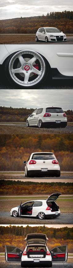 The Perfect Golf Swing Volkswagen Germany, Volkswagen Golf, Golf Gti R32, Convertible, Car Tuning, Car Wheels, Car In The World, Amazing Cars, Cool Cars