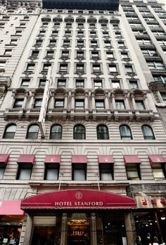 Hotel Stanford Is A Short Walk To Herald Square, The Empire State Building  And Macyu0027s Amazing Pictures