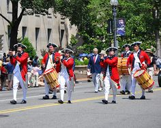 memorial day parade photos