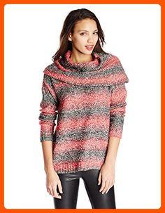 f5b00230521372 Kensie Women s Ombre Cowl Neck Sweater