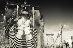 Iris Debelder, City Unseen - L'Œil de la photographie
