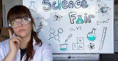 Ideias fáceis de projeto para feira de ciências para crianças