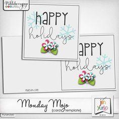 December 7 - Monday Mojo: Christmas Cards! - Pickleberrypop Forum