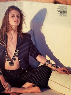 """Dreaming of Dior: """"La Nomade"""" by Laura Sciacovelli for Marie Claire Italia May 2015"""