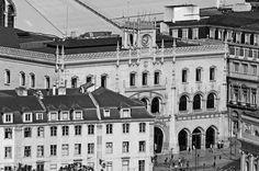 Estação do Rossio #Lisboa #Portugal