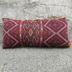 'Granada'  Moroccan Berber Wool Pillow