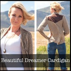 Schwin Designs - Beautiful Dreamer Cardigan j