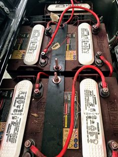 Club Car Battery Voltage Maintenance Makes And Chargers Club Car Golf Cart Car Battery Charger Car Battery