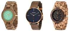 Watches created by Wood! Love Green Earth Buy these watches and take part in the initiative.