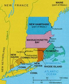 New England Map Usa NEW ENGLAND NORTHEAST OF USA FLYDRIVES - New england map us