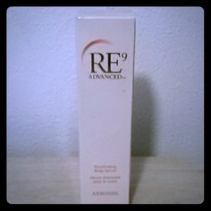 Arbonne RE9 Body Serum 3.4 oz NIB Other