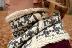 Baskerville Cowl: simply beautiful