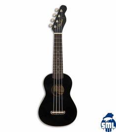 Ukulele Fender Soprano Venice Black