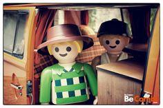 playmobil & combi ! la classe :) BeCombi.com