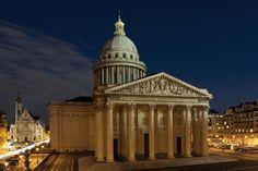 Visiting the Pantheon Paris: hours price and tips Paris Latin Quarter, Paris Vintage, Paris Ville, The World's Greatest, Architecture, Belle Photo, Empire State Building, Budapest, Paris France
