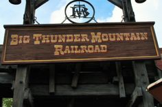 8 Amazing Details Behind Big Thunder Mountain Railroad
