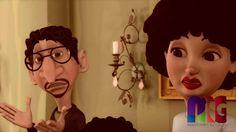 عائلة رمضان كريم - الحلقة الخامسه عشر -حجارة الهرم - 2016
