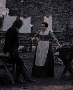 Claire Fraser, Jamie Fraser, Outlander Tv Series, Sam Heughan, Storyboard, Heavenly, Angels, Aesthetics, Lily