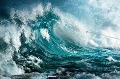 Big Foote Music & Sound: Tsunami