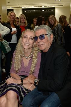 Roberto Cavalli Book Signing 'Just Me' Special Event for the - Franca Sozzani and Italian Fashion Designers, Book Signing, Roberto Cavalli, Special Events, Fashion Inspiration, Collection