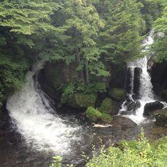Ryuzu-no-taki Falls