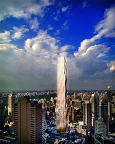 New supertall proposed for 151 East 60th Street (1000+ ft)