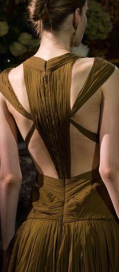 J. Mendel Fall 2016 Couture