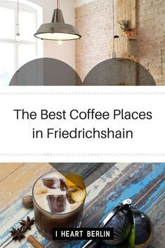 The perfect guide for coffee lovers in Friedrichshein// #berlinguide #friedrichshain #coffeelovers #coffee #berlin