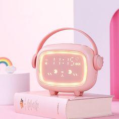 Room Ideas Bedroom, Bedroom Decor, Girly Things, Cool Things To Buy, Clock Sound, Kawaii Bedroom, Girl Cave, Pastel Room, Kawaii Accessories