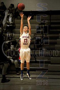 Boys Basketball Photography (High School) | www.PocketWatchPhoto.com