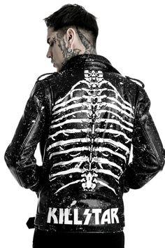 Morgue Master Biker Jacket [B]
